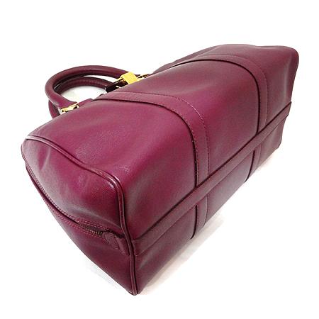 Dior(크리스챤디올) PZ0801 금장 로고 장식 사피아노 레더 보스턴 토트백 [일산매장]