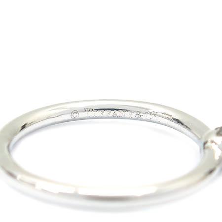 Tiffany(티파니) PT950(플래티늄) 0.16 케럿  다이아 BEZET 웨딩 반지-5호 [동대문점]
