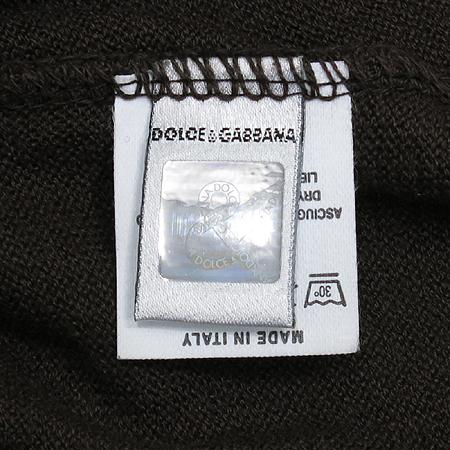 D&G(돌체&가바나) V넥 니트