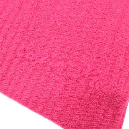 Calvin Klein(캘빈클라인) 앙고라혼방 v넥 니트 이미지3 - 고이비토 중고명품