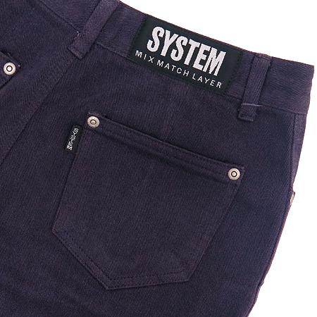 System(시스템) 반바지