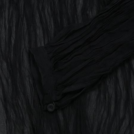 COSTUME NATIONAL(코스튬내셔널) 실크 시스루 브라우스