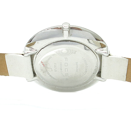 FOCE(포체) F367LS 라운드 가죽 밴드 자개판 여성용 시계 [강남본점] 이미지5 - 고이비토 중고명품