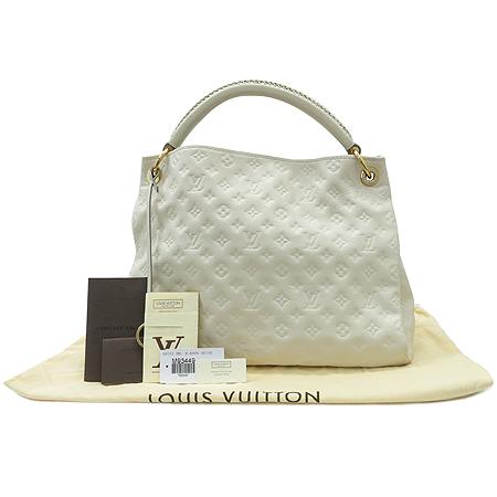 Louis Vuitton(루이비통) M93449 모노그램 앙프레트 앗치 MM 숄더백 이미지2 - 고이비토 중고명품