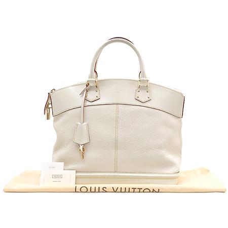 Louis Vuitton(루이비통) M91862 수할리 래더 락킷 GM 토트백 이미지2 - 고이비토 중고명품