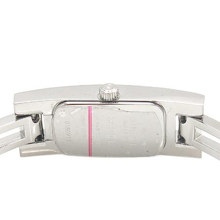 Gucci(구찌) 3900L 스틸 여성용 시계 + 교체용 가죽 밴드 [명동매장] 이미지5 - 고이비토 중고명품