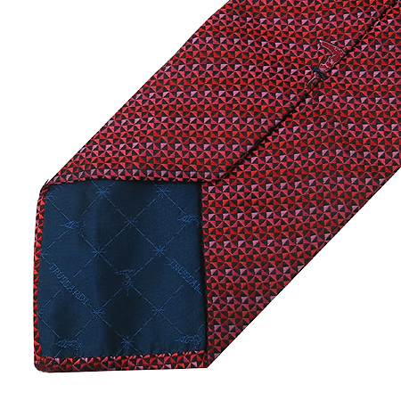 Trussardi(트루사디) 100% 실크 넥타이 이미지3 - 고이비토 중고명품