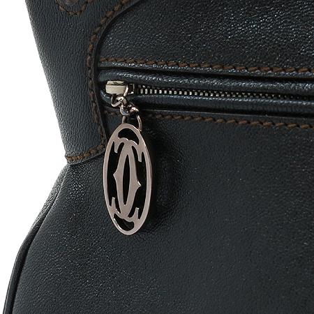 Cartier(까르띠에) 마르첼로 S사이즈 블랙 레더 토트백