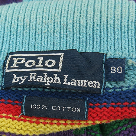 Polo Ralphlauren(폴로) 카라 니트