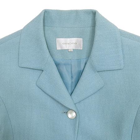 EMCEE(엠씨) 앙고라 혼방 자켓