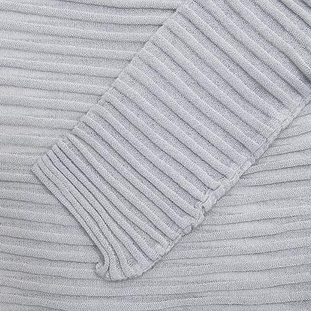 Emporio Armani(엠포리오 아르마니) 스프라이프 패턴 시스루 티