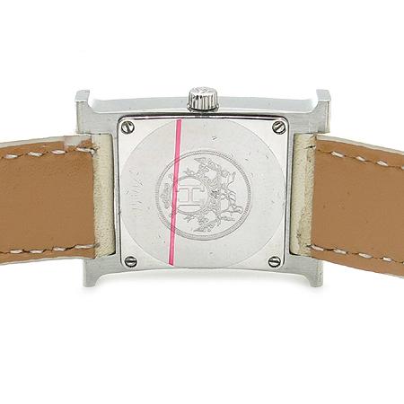 Hermes(에르메스) HH1. 210 H 아워 가죽밴드 여성용 시계 [명동매장]