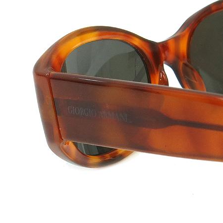 Armani(아르마니) 946 레오파드 뿔테 선글라스 이미지5 - 고이비토 중고명품