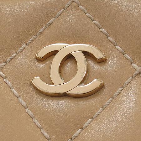 Chanel(샤넬) 와일드 스티치 레더 토트백