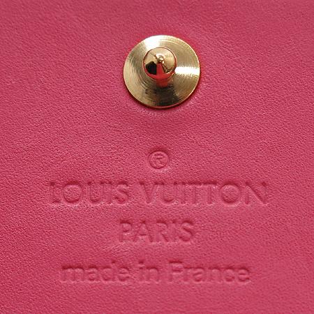 Louis Vuitton(루이비통) M9139F 모노그램 베르니 엘리스 월릿 반지갑 [명동매장]