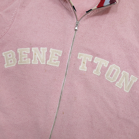 BENETTON(베네통) 집업 가디건