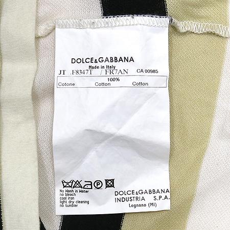 DOLCE & GABBANA(돌체&가바나)  카라 반팔티
