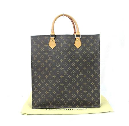 Louis Vuitton(루이비통) M51140 모노그램 캔버스 삭플랫 토트백
