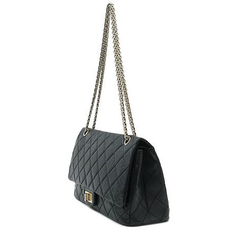 Chanel(샤넬) 2.55 빈티지 L 사이즈 금장 체인 숄더백 [강남본점] 이미지3 - 고이비토 중고명품