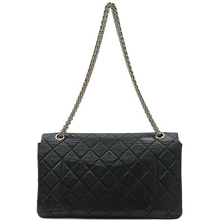 Chanel(샤넬) 2.55 빈티지 L 사이즈 금장 체인 숄더백 [강남본점] 이미지4 - 고이비토 중고명품