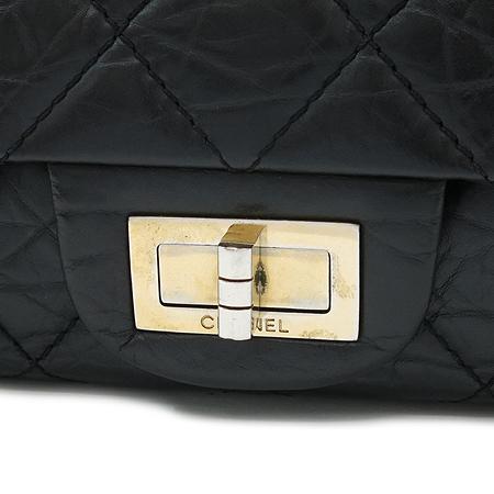 Chanel(샤넬) 2.55 빈티지 L 사이즈 금장 체인 숄더백 [강남본점] 이미지5 - 고이비토 중고명품