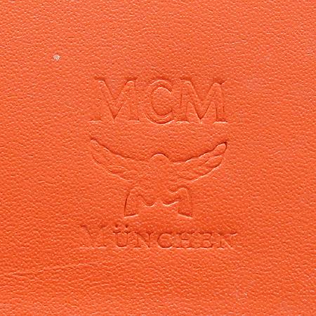 MCM(엠씨엠) MYM1AV102 비비드 비세토스 2단 중지갑