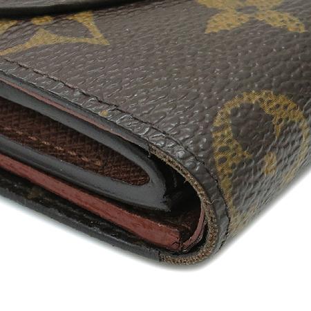 Louis Vuitton(루이비통) M60253 모노그램 캔버스 엘렌 월릿 반지갑