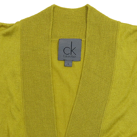 Calvin Klein(캘빈클라인) 실크 캐시미어 혼방 나시 니트 [동대문점] 이미지2 - 고이비토 중고명품