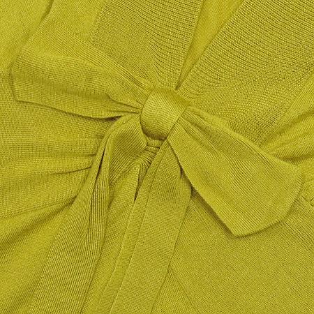 Calvin Klein(캘빈클라인) 실크 캐시미어 혼방 나시 니트 [동대문점]