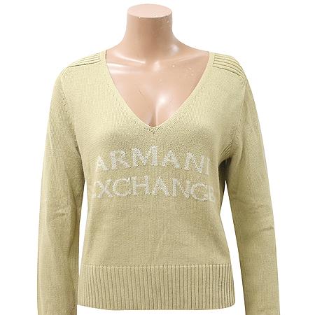 Armani Exchange(아르마니 익스체인지) 니트