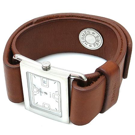 Hermes(에르메스) BA1.510 바레니아 가죽 밴드 시계 이미지3 - 고이비토 중고명품
