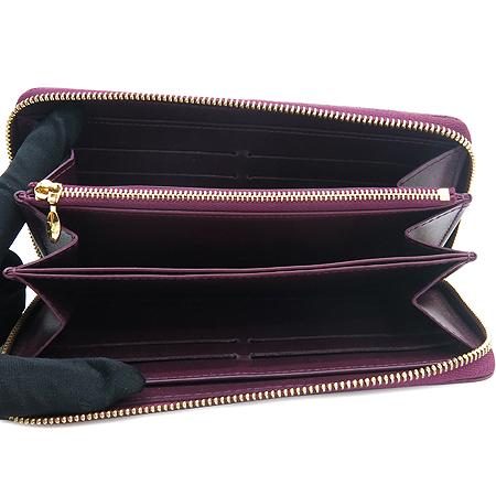 Louis Vuitton(루이비통) M60310 모노그램 베르니 지피 월릿 짚업 장지갑