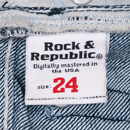 Premium Jeans(프리미엄진) ROCK&REPUBLIC(락엔리퍼블릭) 청반바지