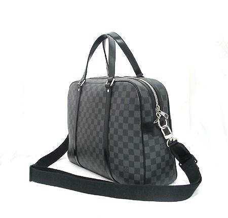 Louis Vuitton(루이비통) N48118  다미에 그라피트 캔버스 요른 토트백+숄더스트랩