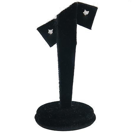 Tiffany(티파니) 0.2 캐럿 PRINCESS CUT (프린세스 컷) 다이아 귀걸이