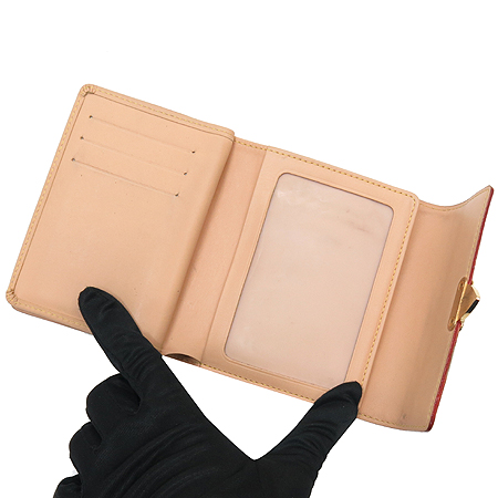 Louis Vuitton(루이비통) M58014 모노그램 멀티 화이트 코알라 반지갑 [강남본점] 이미지5 - 고이비토 중고명품