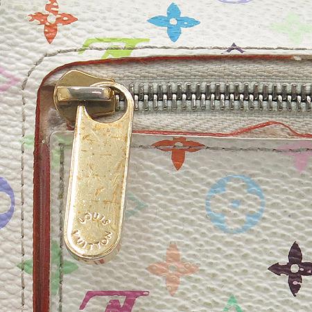 Louis Vuitton(루이비통) M58014 모노그램 멀티 화이트 코알라 반지갑