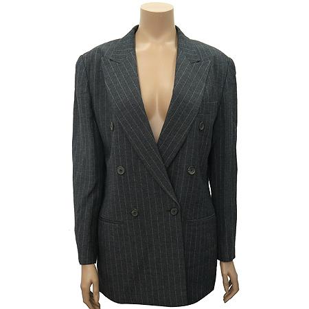 DKNY(도나카란) 스트라이프 자켓