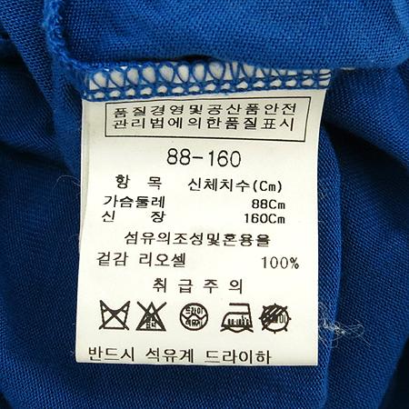 JIGOTT(지고트) 민소매 롱 티