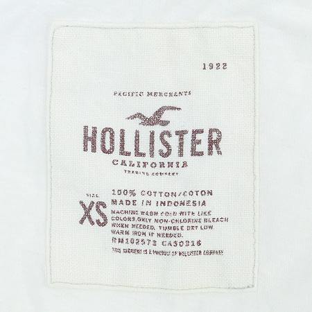 HOLLISTER(홀리스터) 라운드넥 반팔 티