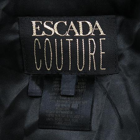 Escada(에스까다) 코트(배색:실크 100)