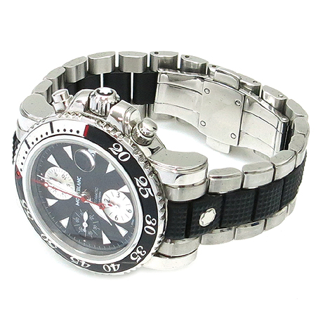 Montblanc(몽블랑) 102359 SPORT CHRONOGRAPH (스포츠 크로노그래프)  오토매틱 남성용 시계