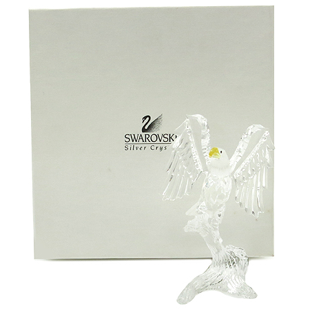 Swarovski(스와로브스키) 독수리 크리스탈 장식품 이미지2 - 고이비토 중고명품