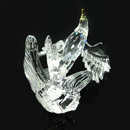Swarovski(스와로브스키) 독수리 크리스탈 장식품 이미지4 - 고이비토 중고명품