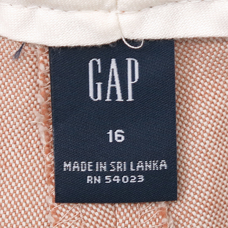 GAP(갭) ULTRA LOW FIT 바지 (허리끈 SET)