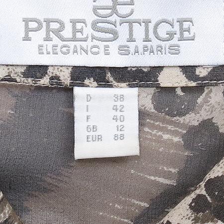 PRESTIGE 호피무늬 브라우스 이미지4 - 고이비토 중고명품