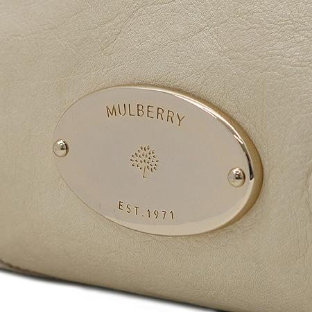 MULBERRY(멀버리) HH8440 아이보리 레더 테일러 사첼 오버사이즈 2WAY