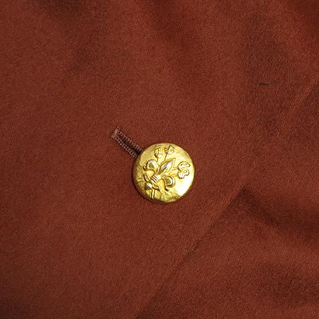 Escada(에스까다) 캐시미어 혼방 금장 버튼 코트