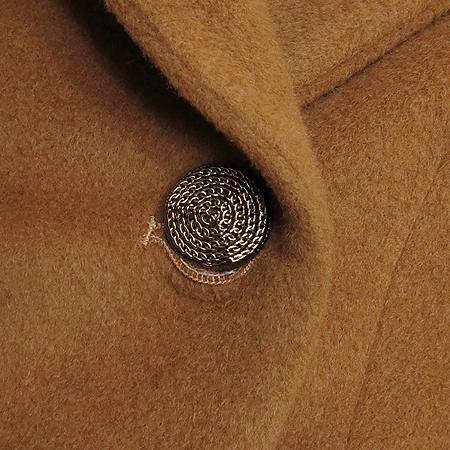 System(시스템) 앙고라 혼방 코트 (배색:양털100) [동대문점]