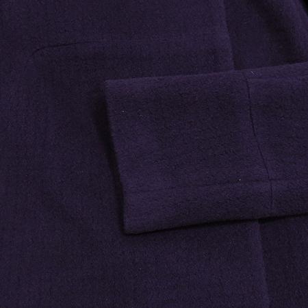 System(시스템) 앙고라 혼방 코트